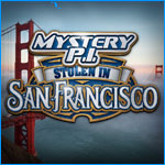 Mystery P.I. -- Stolen in San Francisco