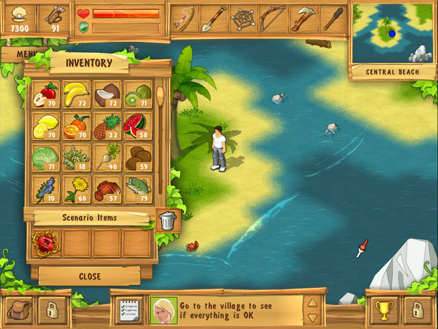 The Island: Castaway large screenshot