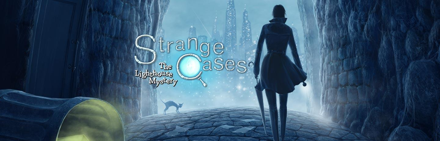 Strange Cases 2: The Lighthouse Mystery