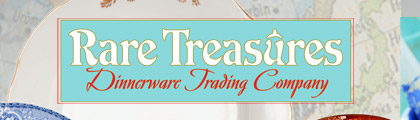 Rare Treasures: Dinnerware Trading Co screenshot