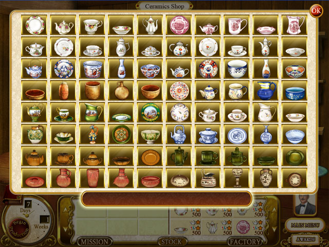 Rare Treasures: Dinnerware Trading Co large screenshot