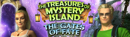 The Treasures of Mystery Island 2: The Gates of Fate screenshot
