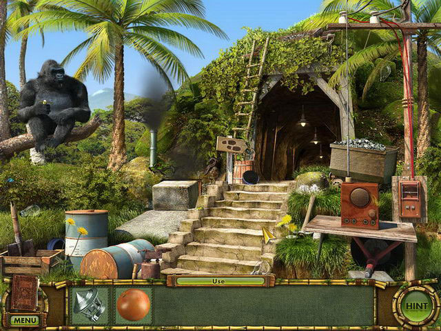 The Treasures of Mystery Island 2: The Gates of Fate Screenshot 1
