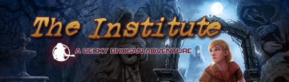 The Institute -- A Becky Brogan Adventure screenshot