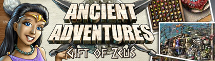 Ancient Adventures: Gift of Zeus screenshot