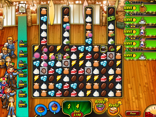 Coffee Rush 2 Screenshot 1