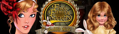 Flux Family Secrets: The Rabbit Hole screenshot