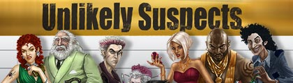Unlikely Suspects screenshot