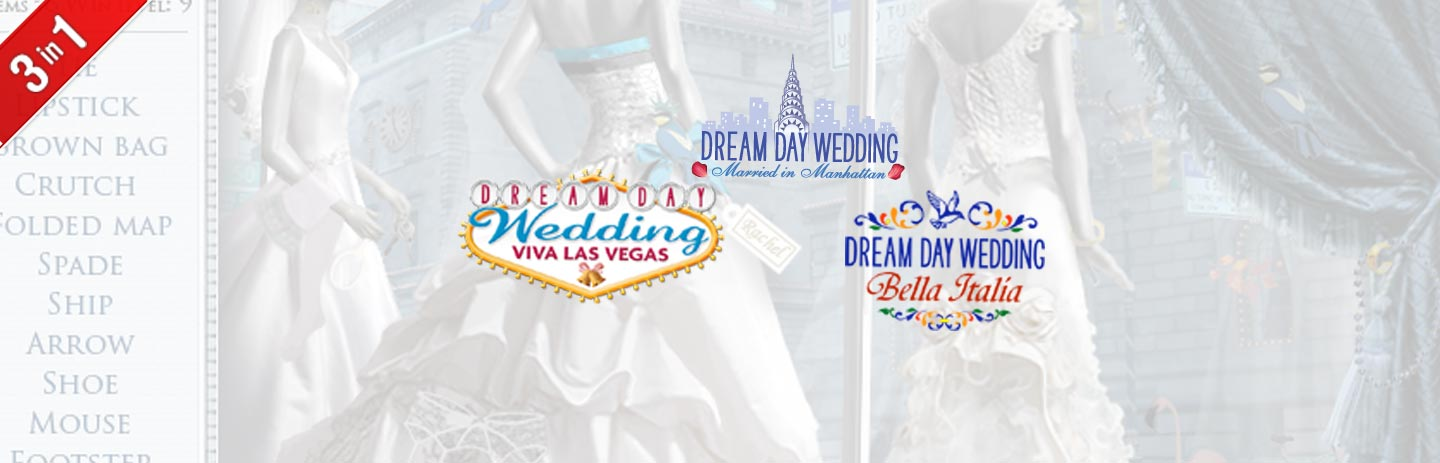 Dream Day Wedding Getaways Bundle
