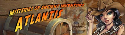 Mysteries of Ancient Inventors: Atlantis screenshot