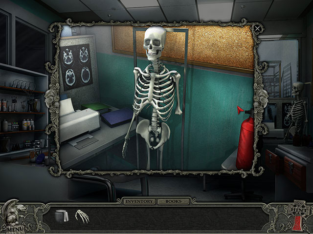 Hidden Mysteries: Vampire Secrets large screenshot