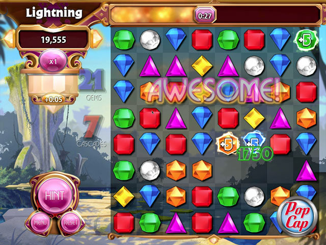 Bejeweled 3 Screenshot 1