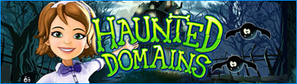 Haunted Domains screenshot