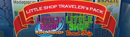 Little Shop Traveler's Pack screenshot