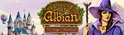 Chronicles of Albian -- The Magic Convention screenshot