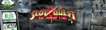 Reel Deal Slot Quest: Vampire Lord screenshot