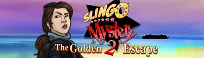 Slingo Mystery 2: The Golden Escape screenshot