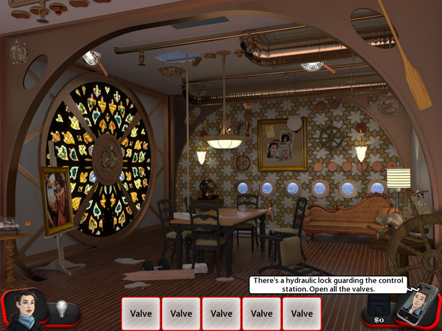 Slingo Mystery 2: The Golden Escape large screenshot