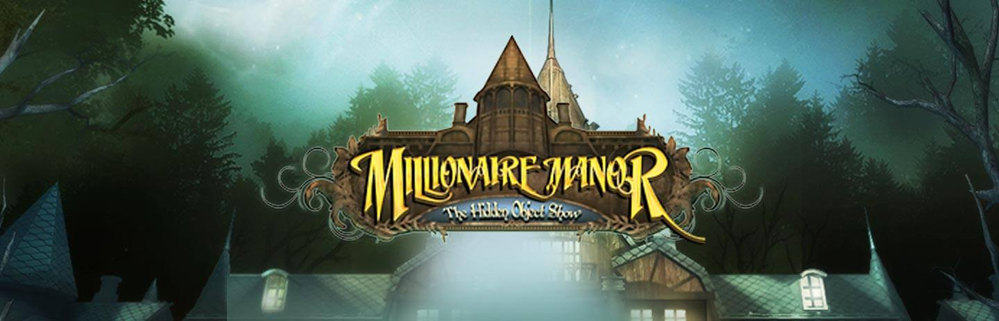 Millionaire Manor: The Hidden Object Show 3