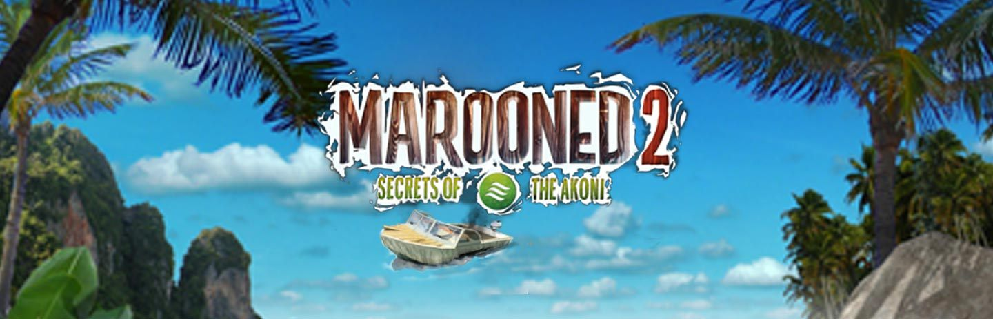 Marooned 2: The Secrets of the Akoni