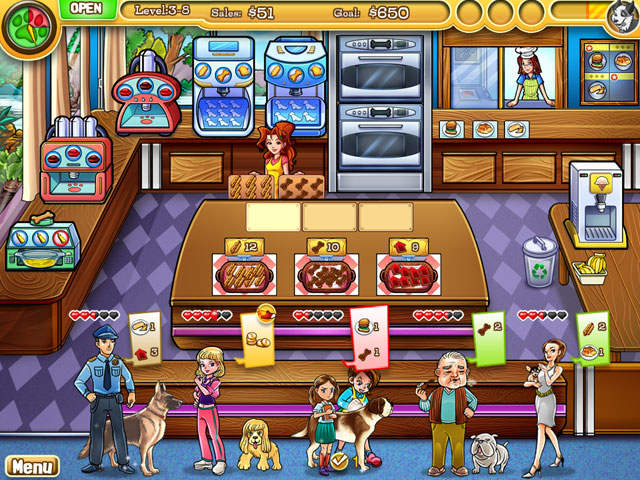 Jessica's BowWow Bistro Screenshot 1
