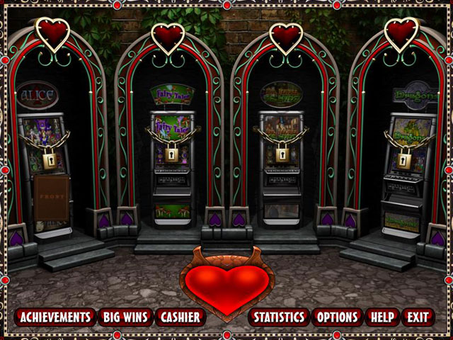 Reel Deal Slot Quest: Alice in Wonderland large screenshot