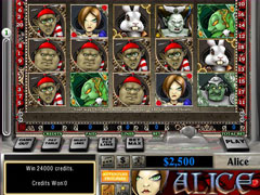 Reel Deal Slot Quest: Alice in Wonderland thumb 3