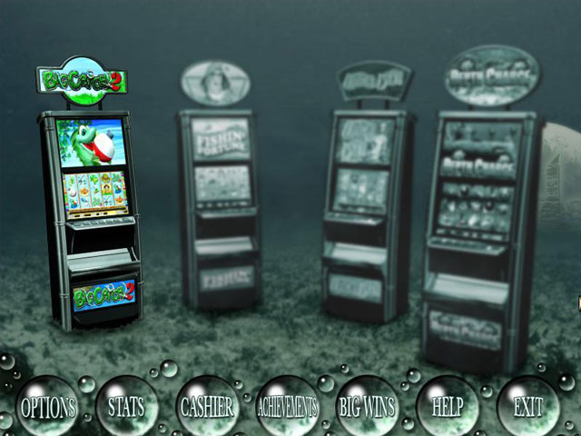 Reel Deal Slot Quest: Under the Sea large screenshot