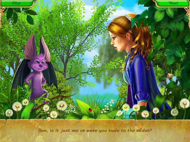Abigail and the Kingdom of Fairs Screenshot 1