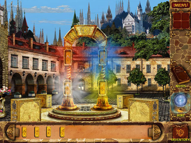 Mysteries of Magic Island large screenshot