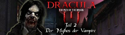 Dracula The Path of the Dragon Episode 2 The Myth of the Vampire screenshot