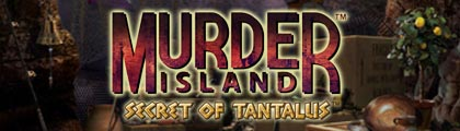 Murder Island:  Secret of Tantalus screenshot