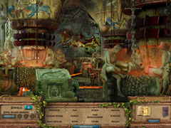 Jewel Quest Mysteries: The Seventh Gate Collector's Edition Screenshot 3