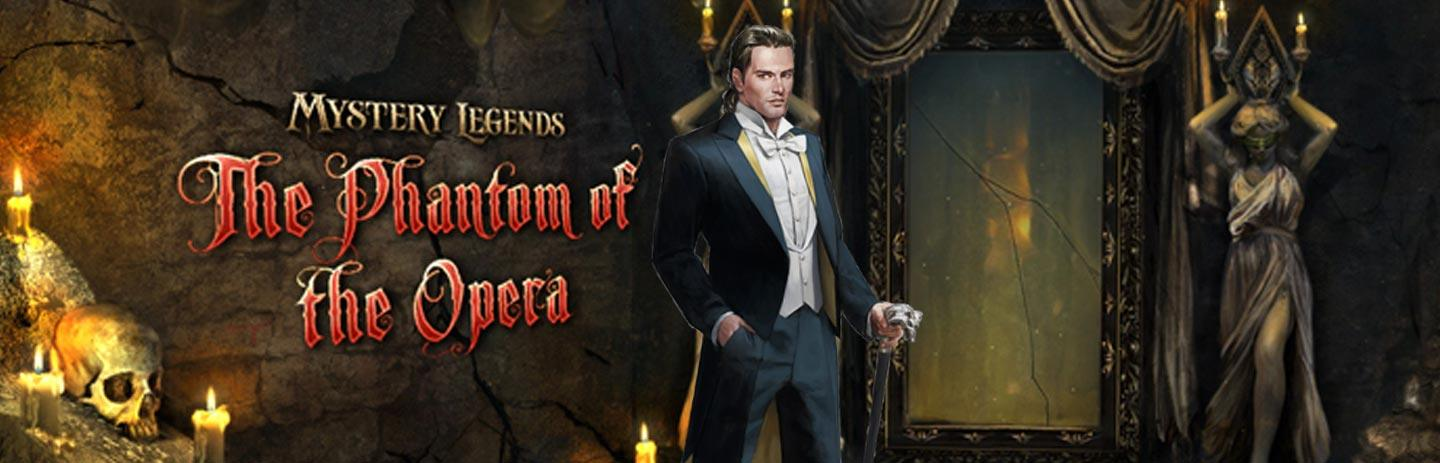 Mystery Legends 2: The Phantom of the Opera