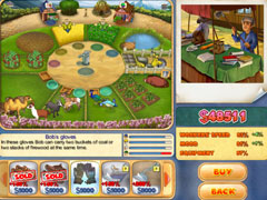 Farm Mania: Hot Vacation Screenshot 2