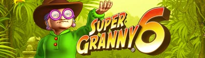 Super Granny 6 screenshot
