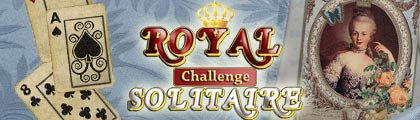 Royal Challenge Solitaire screenshot
