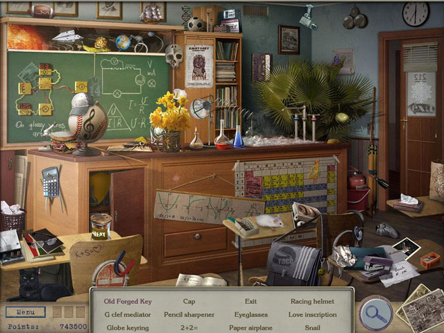 Letters From Nowhere 2 Screenshot 1