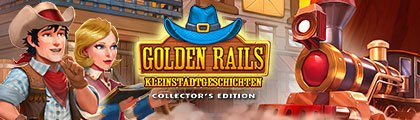 Golden Rails 2 Small Town Story Collector's Edition screenshot