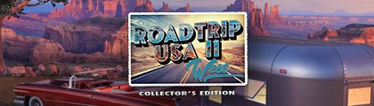 Road Trip USA 2: West - Collector's Edition screenshot