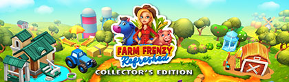 Farm Frenzy Refreshed Collector's Edition screenshot