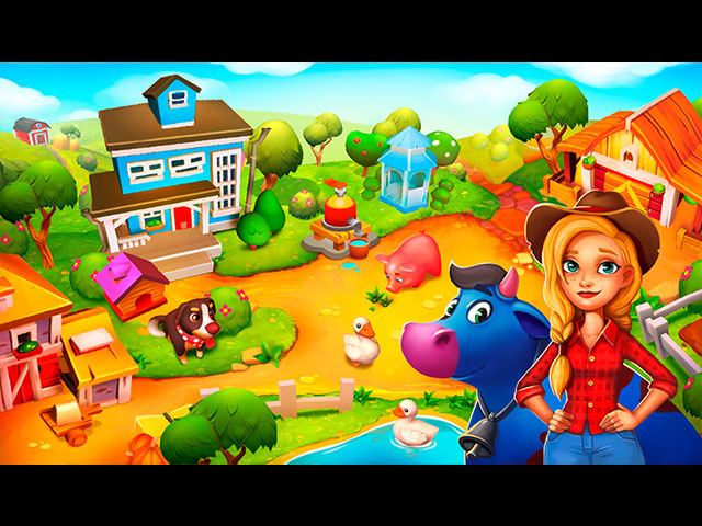 Farm Frenzy Refreshed Collector's Edition large screenshot