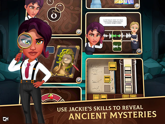 Detective Jackie - Mystic Case large screenshot