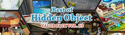 Best of Hidden Object Value Pack Vol. 13 screenshot
