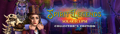 Spirit Legends: Solar Eclipse Collector's Edition screenshot
