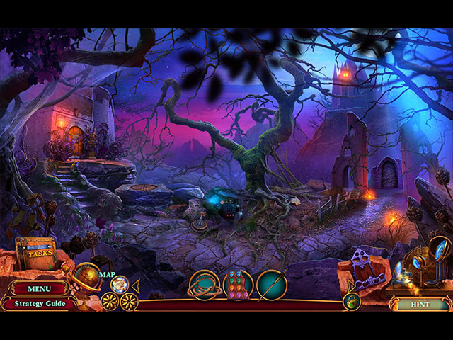 Spirit Legends: Solar Eclipse Collector's Edition large screenshot