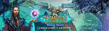 Chimeras: Wailing Waters Collector's Edition screenshot