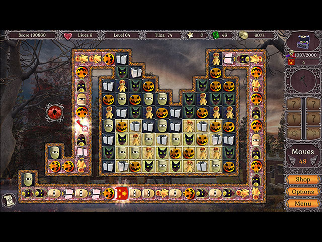 Jewel Match Twilight 3 Collector's Edition large screenshot