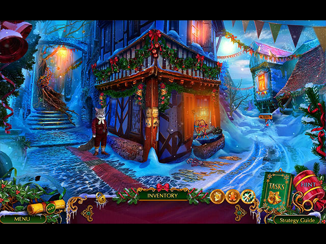 The Christmas Spirit: Mother Goose's Untold Tales Collector's Edition large screenshot