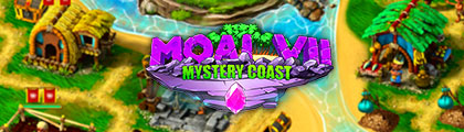 Moai 7: Mystery Coast screenshot
